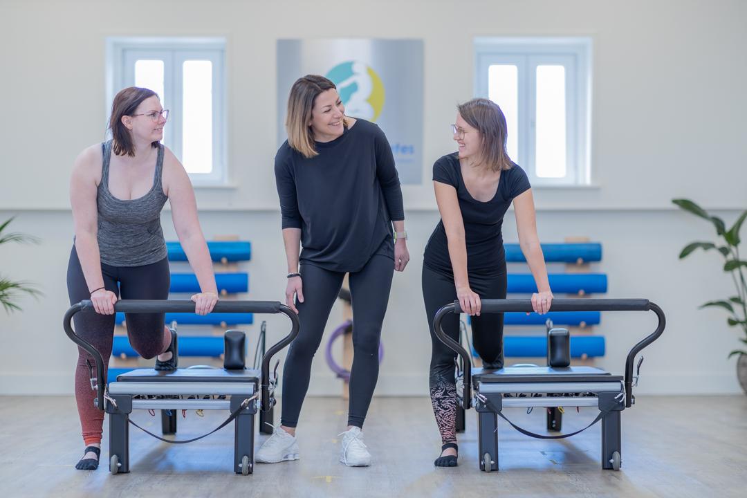 Inna Gulak - Pilates studio venlo - Pilates Reformer - Pilates groepslessen Venlo - Duo training - Personaltraining - 01