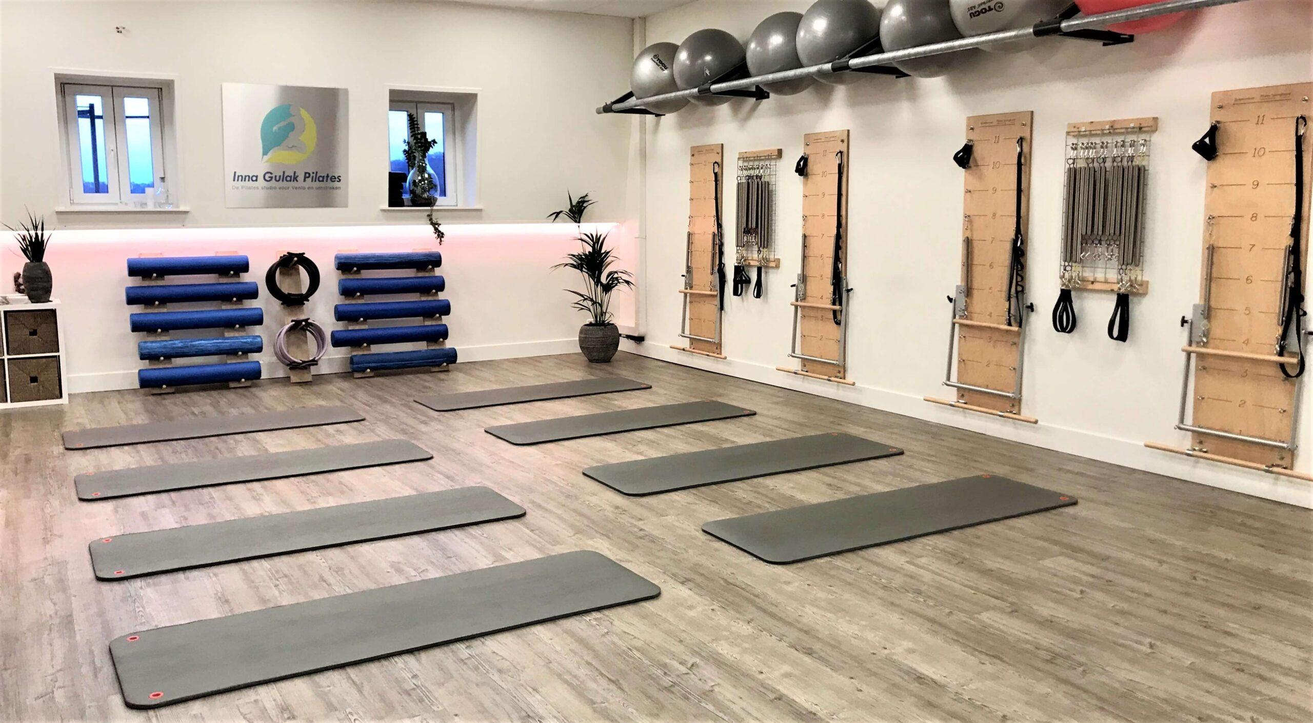 Pilates Venlo Inna Gulak Mat
