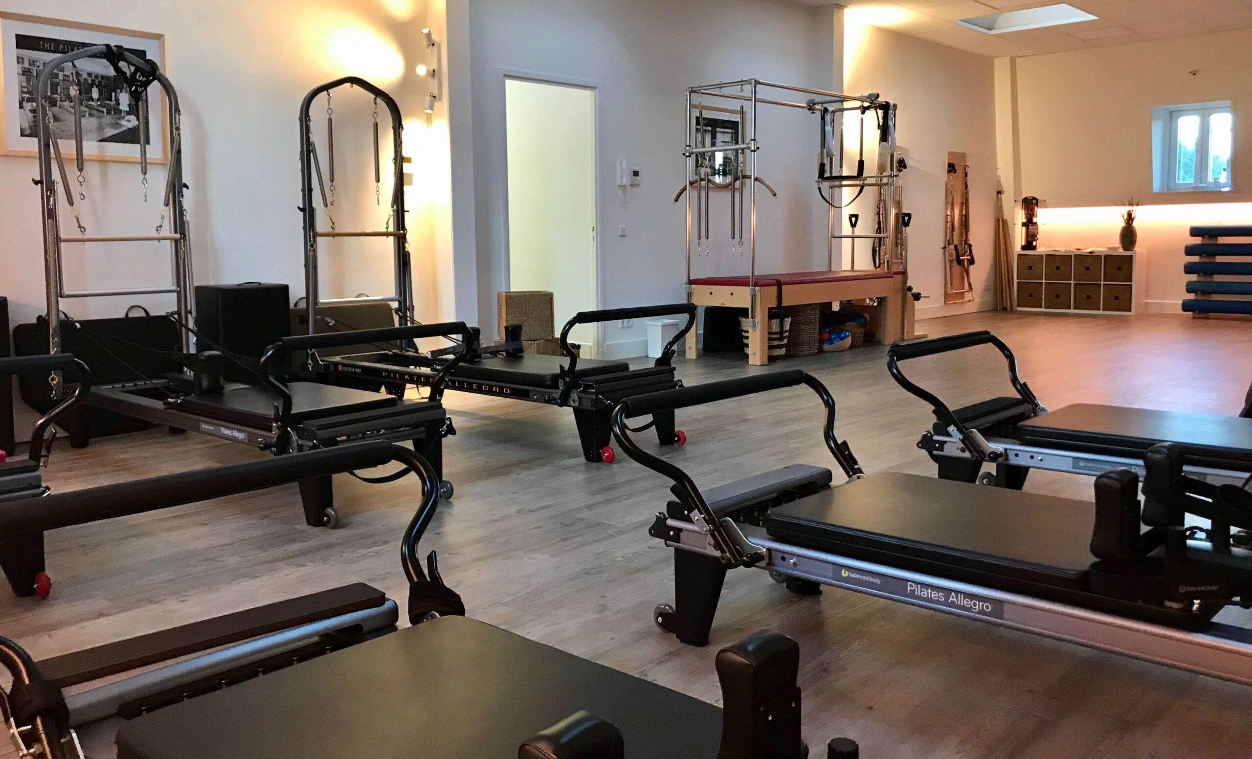 Pilates Venlo Inna Gulak apparaat
