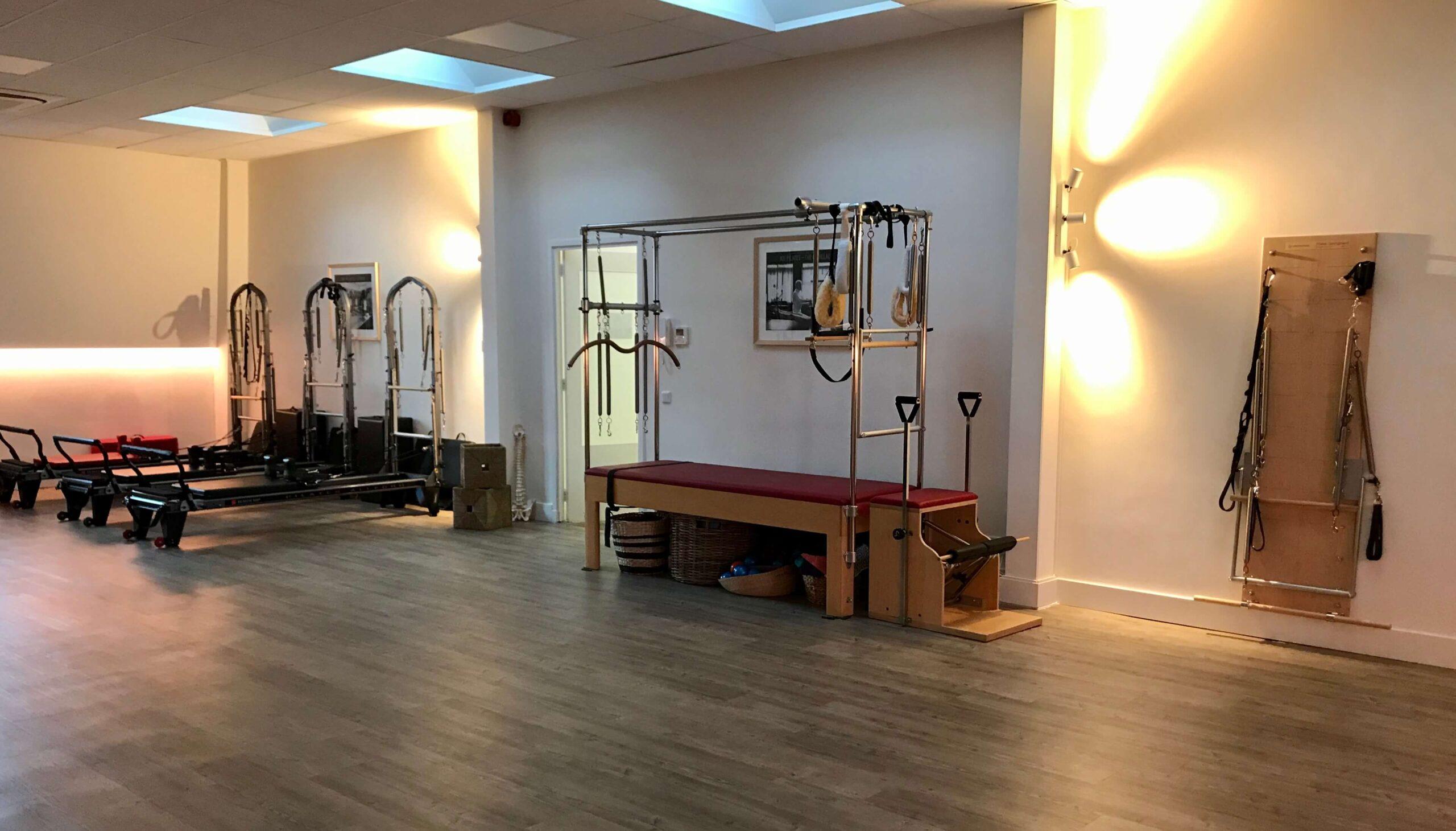 Pilates Venlo Inna Gulak ruimte
